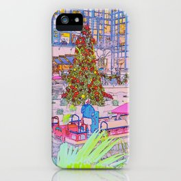 O Christmas Tree! iPhone Case