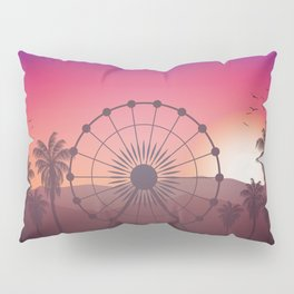 Festival Inspired Sunset Pillow Sham