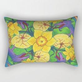 Dragondala Spring Rectangular Pillow