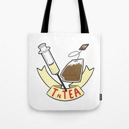T N TEA Tote Bag
