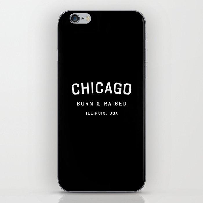 Chicago - IL, USA (Arc) iPhone Skin