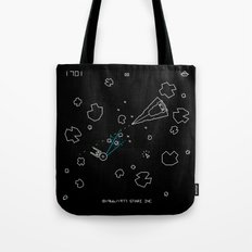 Astaroids Tote Bag