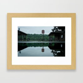 Yaman Framed Art Print