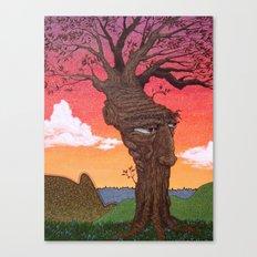 Wisdom Canvas Print