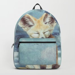 A Fennec's Dream Backpack