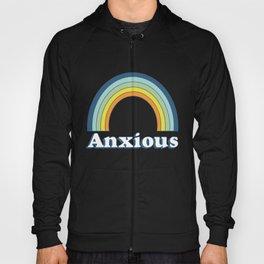 Anxiety Rainbow Hoody