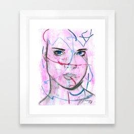 Gimme Gimme Gimme Framed Art Print