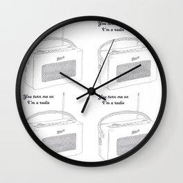 Joni Mitchell You Turn Me On I'm A Radio Wall Clock