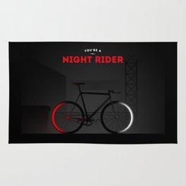 Night Rider Rug