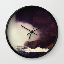 Cave of Magic Falls  Wall Clock