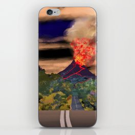 The Road to Mullumbimby iPhone Skin