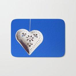 Heart shaped box Bath Mat