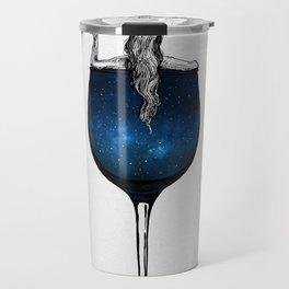Wine night. Travel Mug