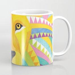 Shanti Sparrow: Marley the Lion Coffee Mug