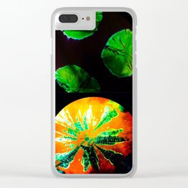 Different Worlds Clear iPhone Case