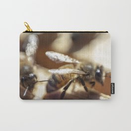 2 Bee or Not 2 Bee Carry-All Pouch