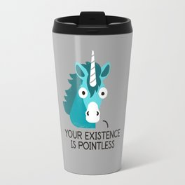 Neigh Sayer Travel Mug