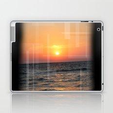 Lake Michigan Sunset  Laptop & iPad Skin