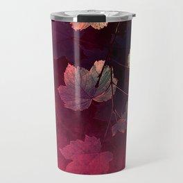 Splendida Bordeaux Travel Mug