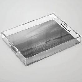 Beach Acrylic Tray