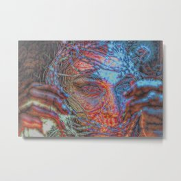DDC026 - The Conjuring Metal Print