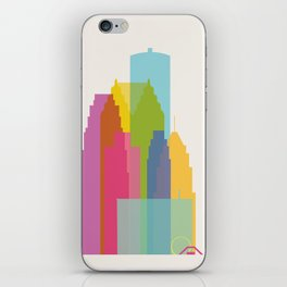 Shapes of Detroit iPhone Skin
