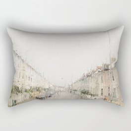 Rainy Sunday Rectangular Pillow