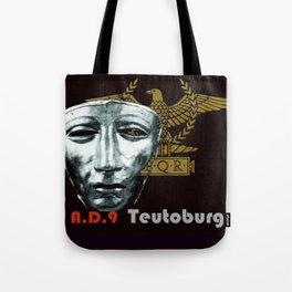 Teutoburg Forest Battleground Artifacts Tote Bag