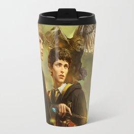 BBC Merlin: Emrys Ascending  Travel Mug