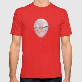 balloon fish T-shirt