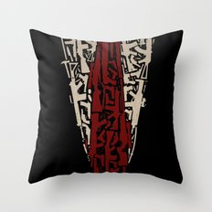 Codename 47 Throw Pillow