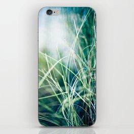 Angel Grass iPhone Skin