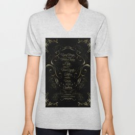 Every person has the power... Caraval Unisex V-Neck