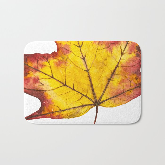 Autumn Leaf 04 Bath Mat