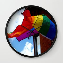Madison Pride- 2016 Wall Clock