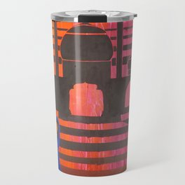 Indian Sunset Travel Mug