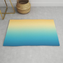Sand and Water Rug