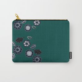 Forest Green not Forest Gump Carry-All Pouch