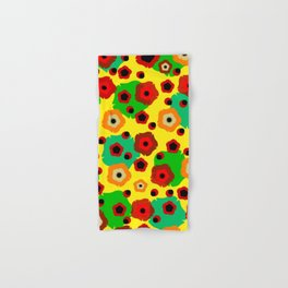 Poppies Hand & Bath Towel