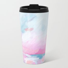 Euphoria - Bright Ocean Seascape Travel Mug