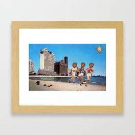 The Mysteries of Reproduction Framed Art Print