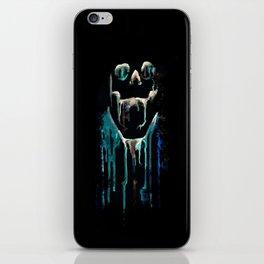 skull drips  2 iPhone Skin