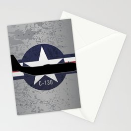 C-130 Hercules Stationery Cards