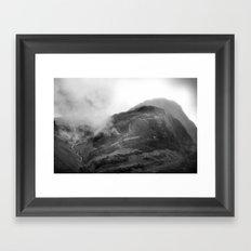 Glencoe, Highlands, Scotland. Framed Art Print