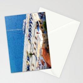 Port Car Park  Stationery Cards