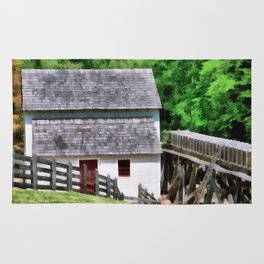 The Mill House Rug