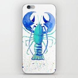 Neptune's Lobster iPhone Skin
