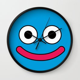 Dragon Quest's Slime Wall Clock