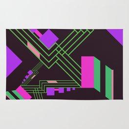 Modern Jazz II Rug