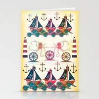 sailor Stationery Cards featuring Sailor by famenxt